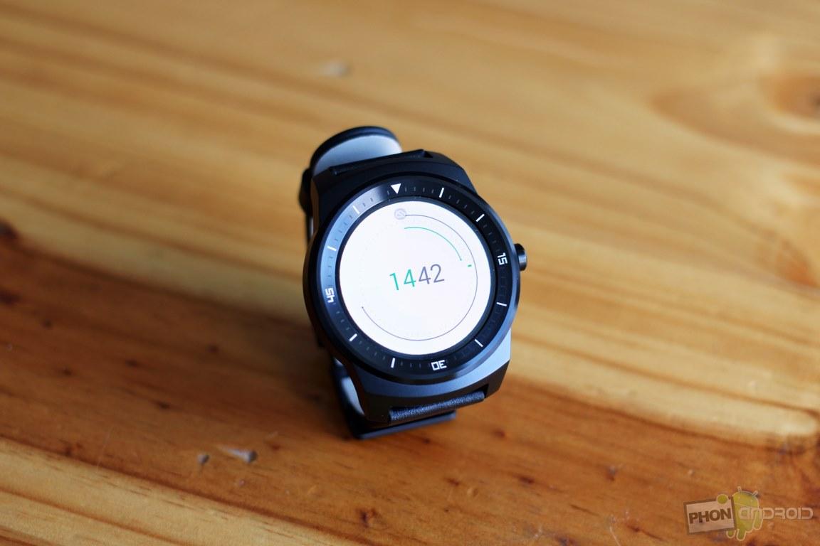 lg g watch r horloge