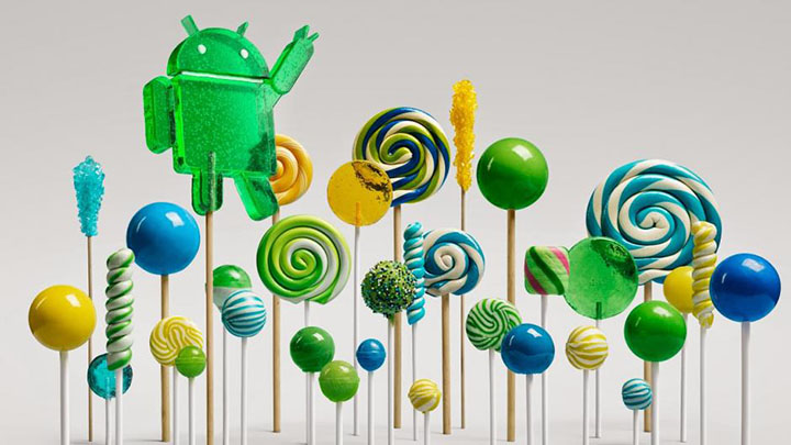 mise a jour android lollipop nexus 4 5 7 10