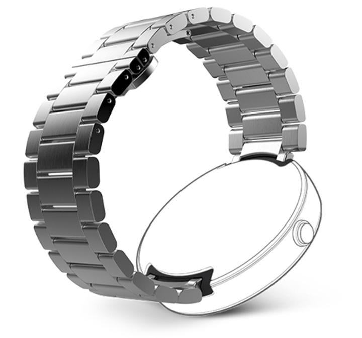 moto 360 bracelet metal