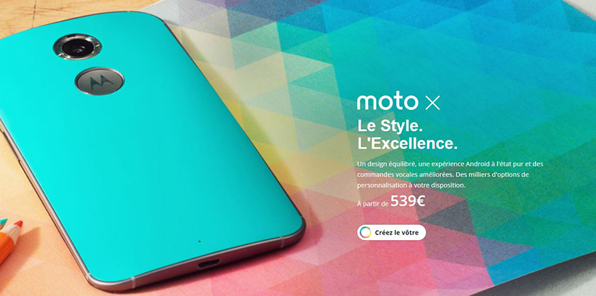 moto x 2014 maker orange