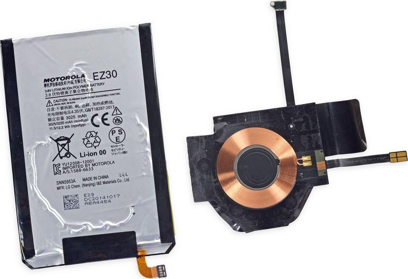 démontage Nexus 6