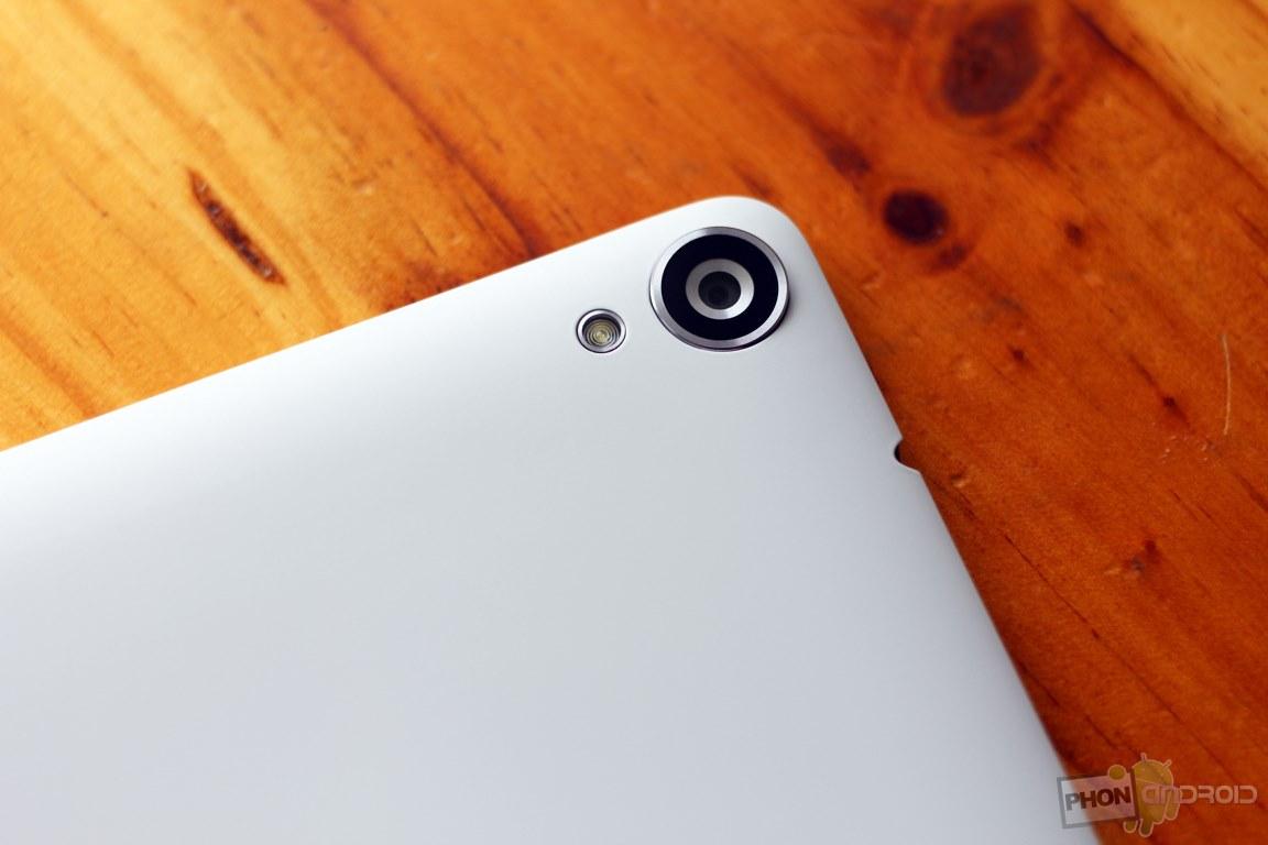 nexus 9 appareil photo
