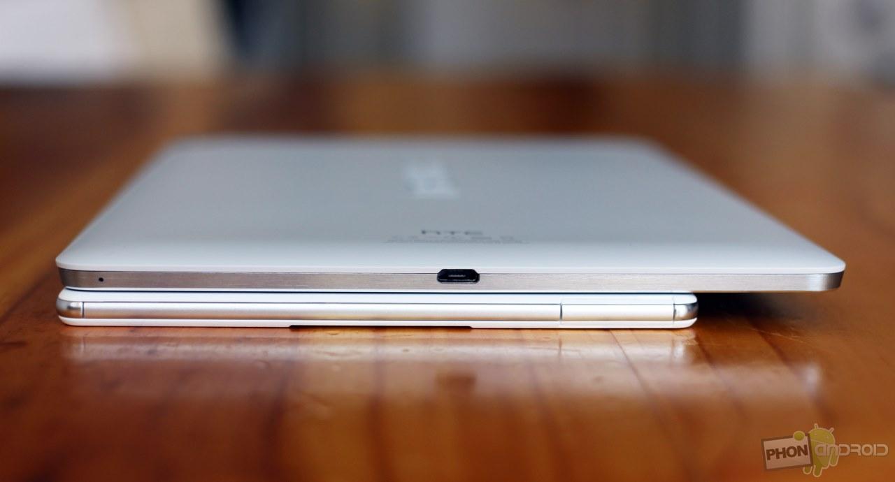 nexus 9 xperia z3 tablet compact comparatif