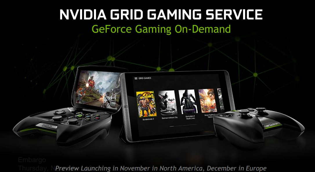 Nvidia Shield Tablet Android 5.0 Lollipop