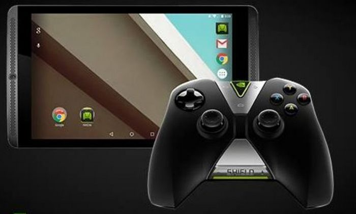 Android 5.0 Lollipop Nvidia Shield Tablet