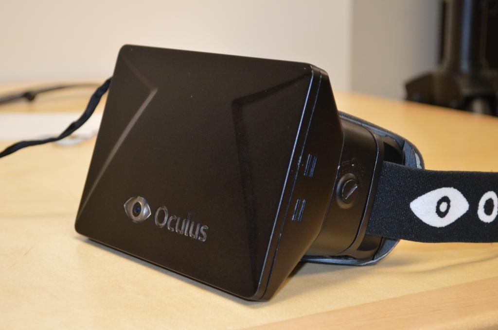 oculus rift version commerciale