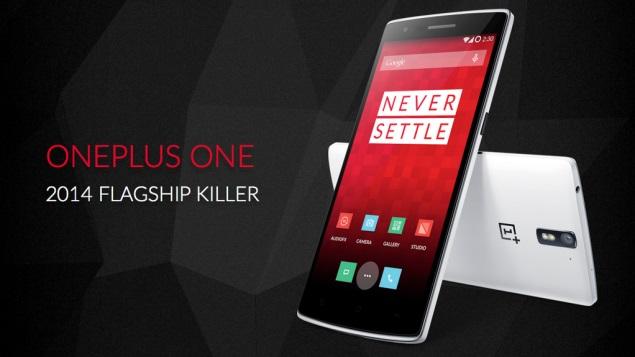 OnePlus One Android Lollipop déjà disponible avec un portage amateur