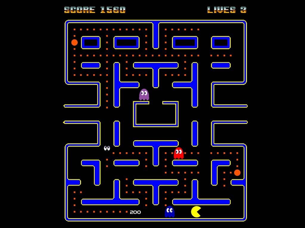 Pac-man jouable depuis votre navigateur