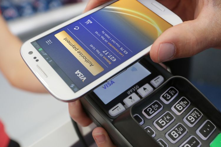 Le paiement sans contact via mobile