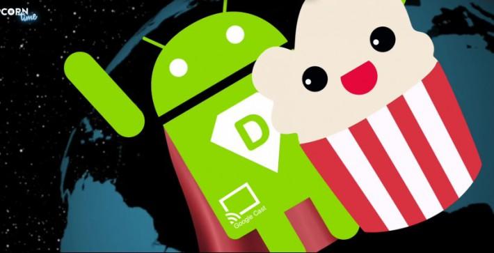 PopCorn Time comment installer l'APK sur Android