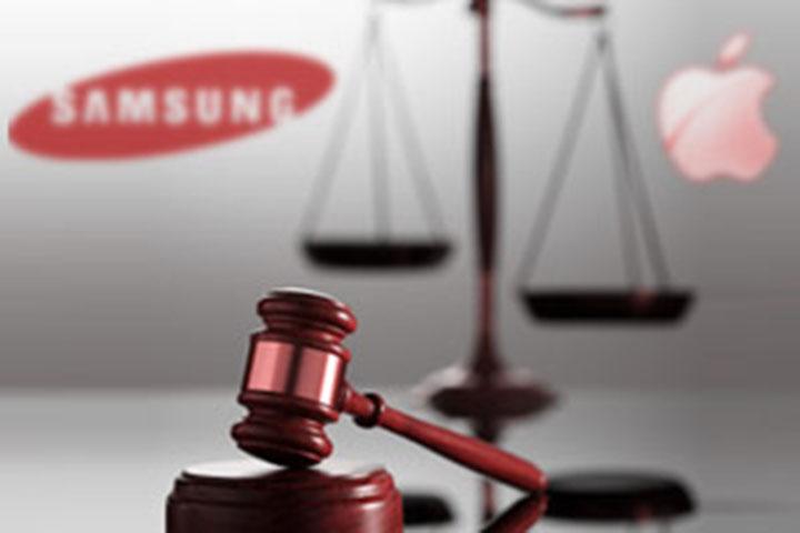 samsung apple royalties brevets