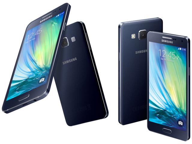 Galaxy A3 et A5 des difficultés dans la fabrication de coques en métal