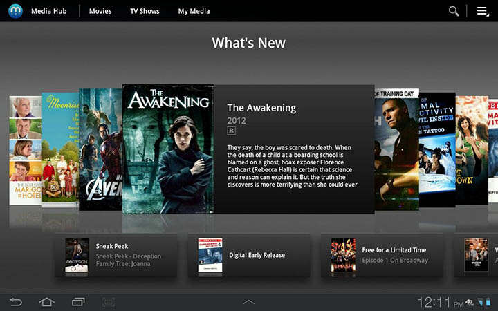 samsung netflix streaming video