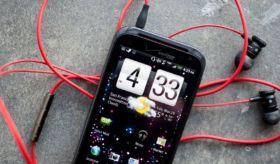 smartphone baladeur MP3 musique