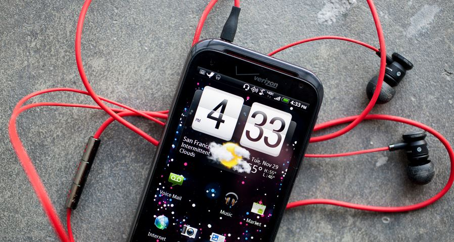 smartphone baladeur MP3