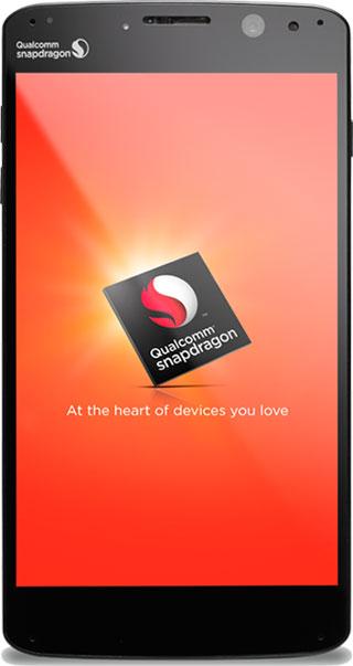 smartphone snapdragon 810 ecran 6,2 pouces QHD
