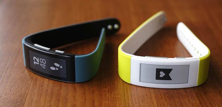 sony smartwatch bracelet e ink