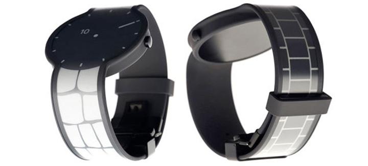 sony smartwatch e ink