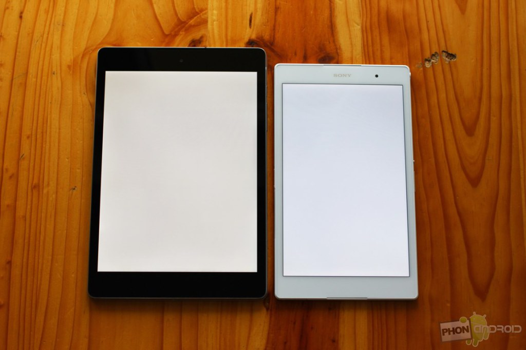 sony xperia z3 tablet compact blanc