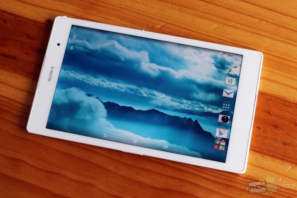 sony xperia z3 tablet compact ecran