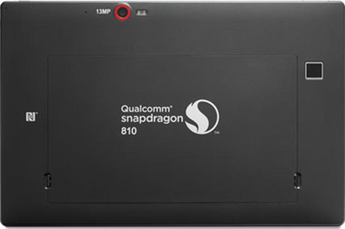 tablette snapdragon 810 ecran 4K
