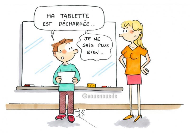 tablettes promises utilité