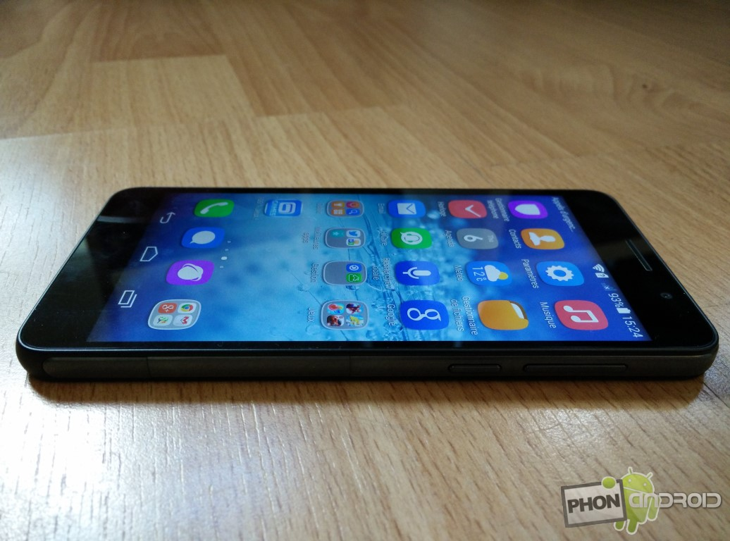 Huawei Honor 6 écran JDI