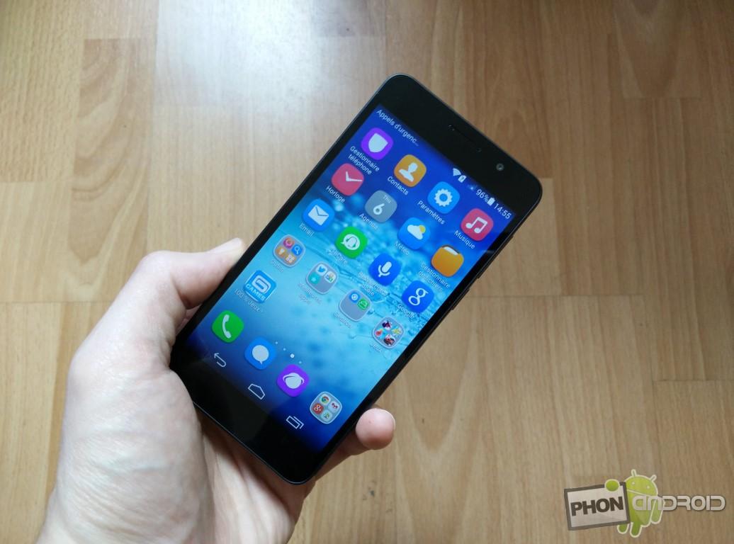 Huawei Honor 6 prise en main