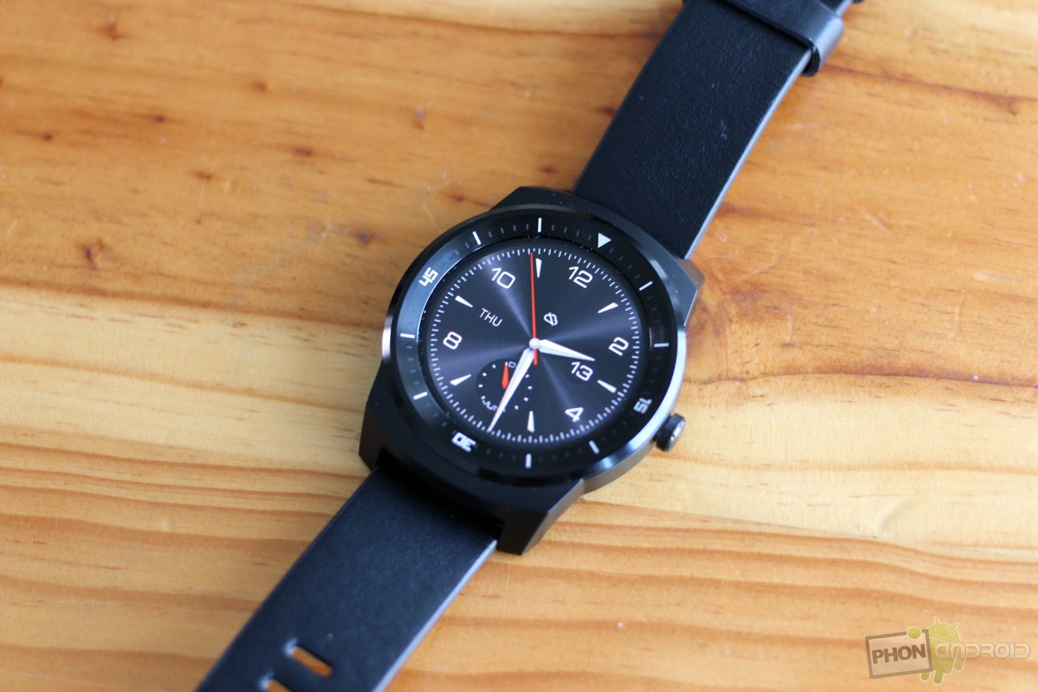 test lg g watch r