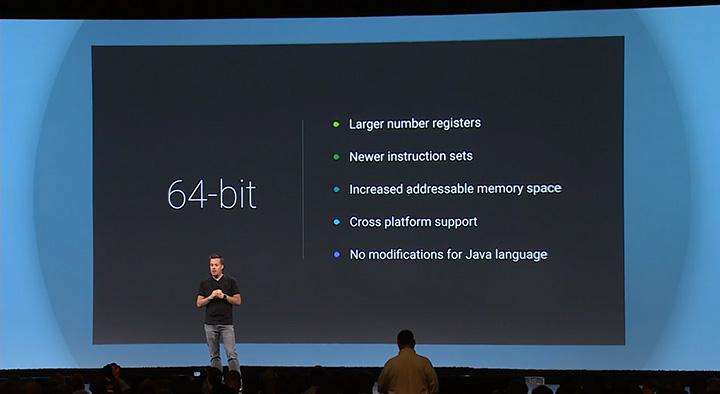utilité 64 bits android