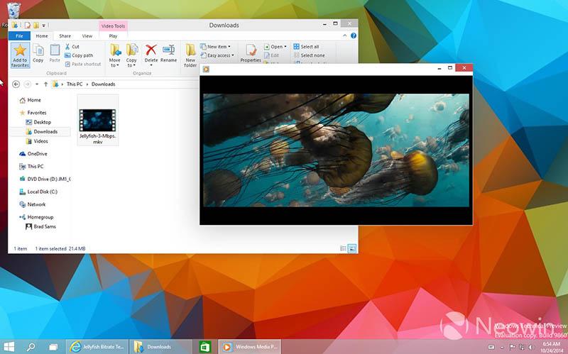 windows 10 videos mkv matroska