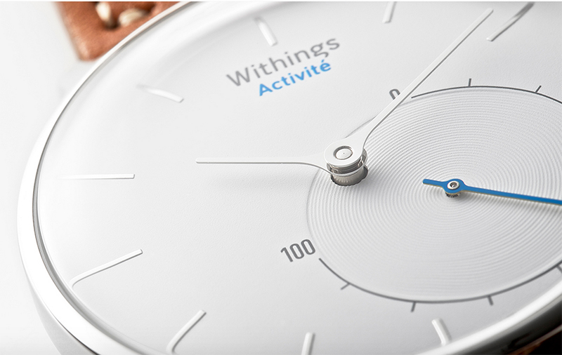 withings activité montre swiss made