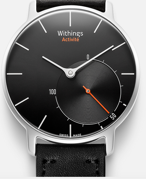 withings activité tracker activité