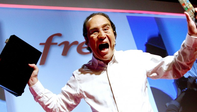 xavier niel free surprise