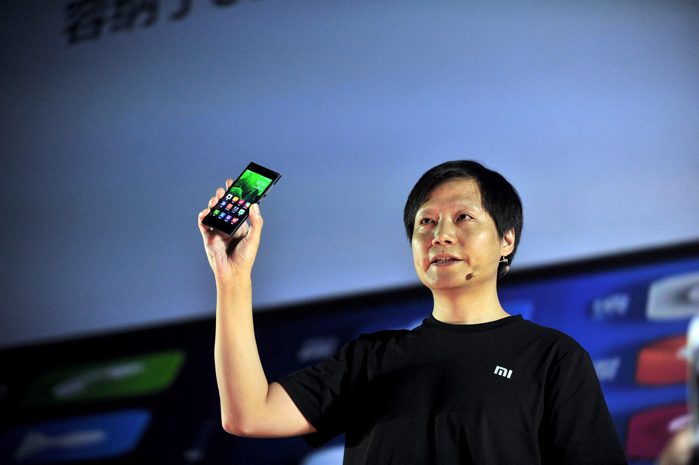 xiaomi fondateur Lei Jun