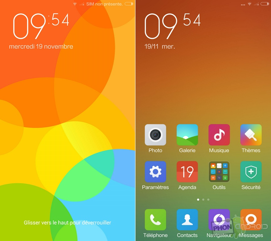 xiaomi mi4 miui 6 interface