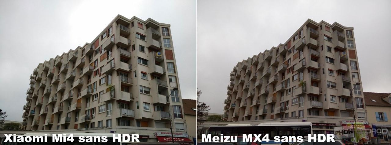 xiaomi mi4 photo meizu mx4