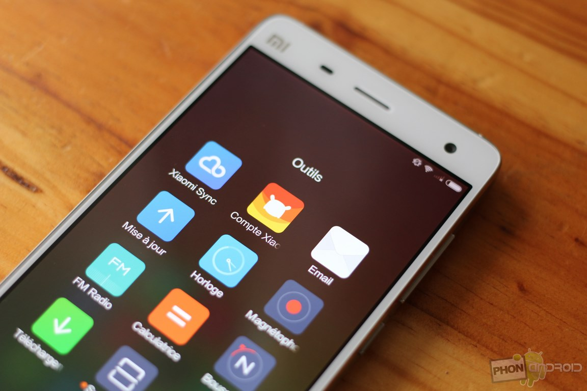 xiaomi mi4 screen