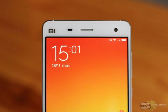 Xiaomi MIUI 6 Android 5.0 Lolipop