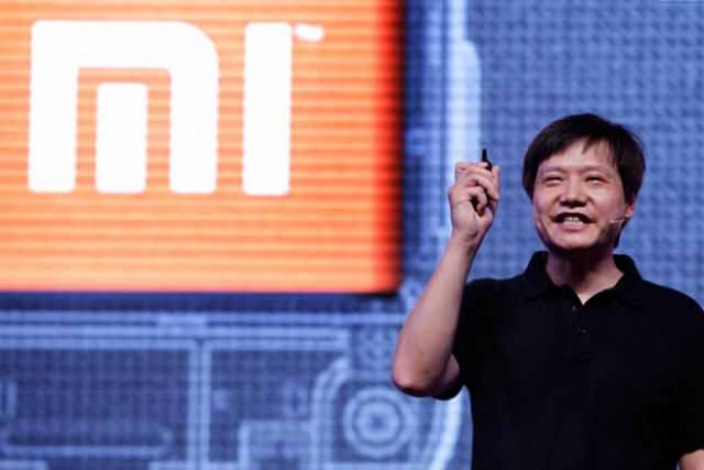 xiaomi pdg lei jun
