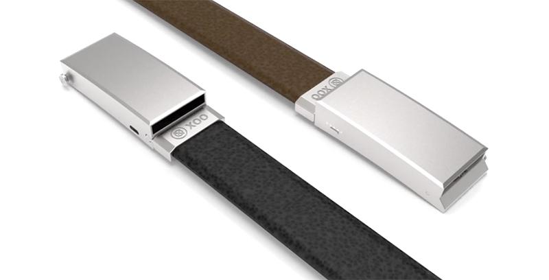 xoo belt recharge smartphone