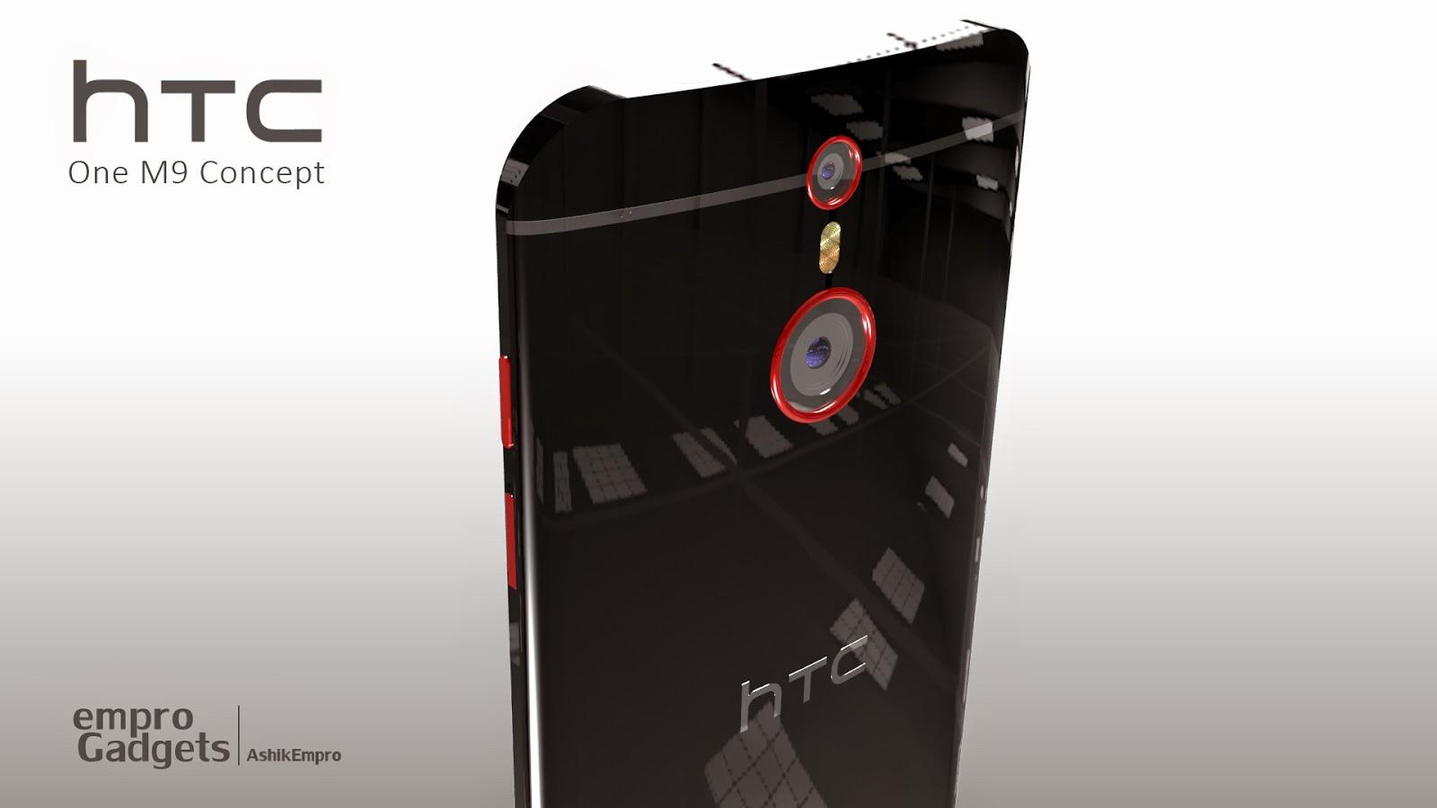 HTC Hima, le concept et la fiche technique