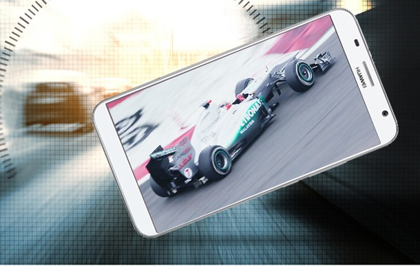 Huawei Ascend GX1 official