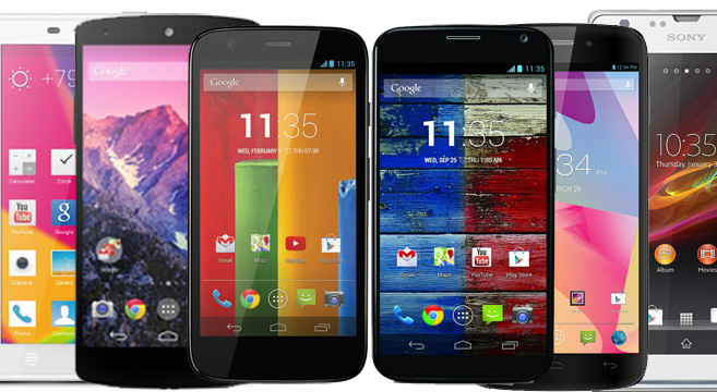 Smartphone-Android-2014-tendances-top-flop