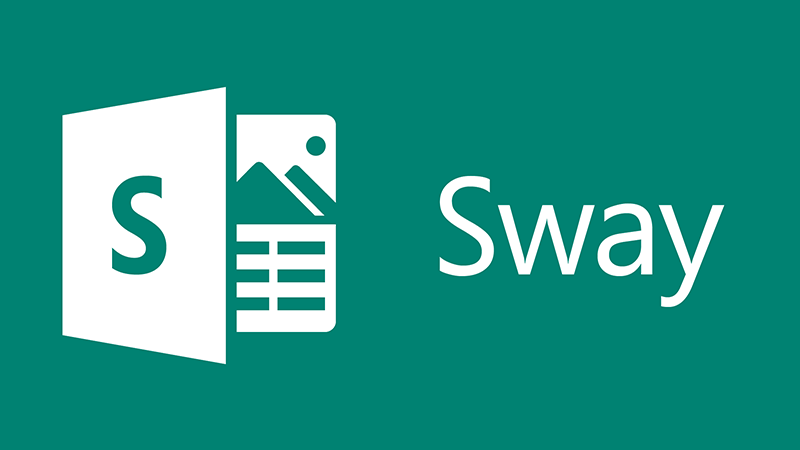 Sway prise en main microsoft