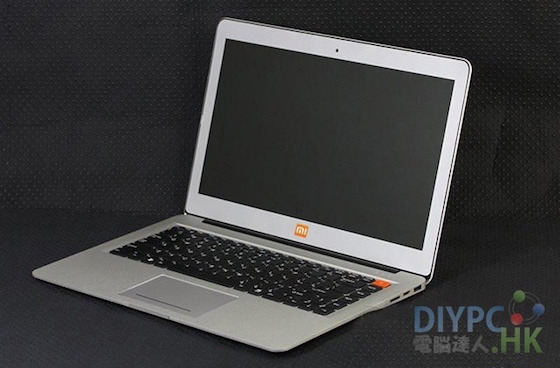 Xiaomi copie macbook air