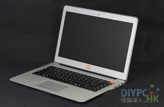 Xiaomi copie macbook air