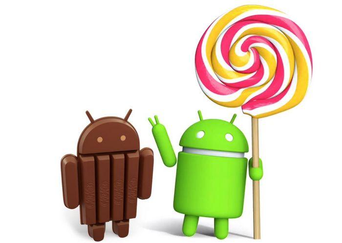 SFR mises à jour Android