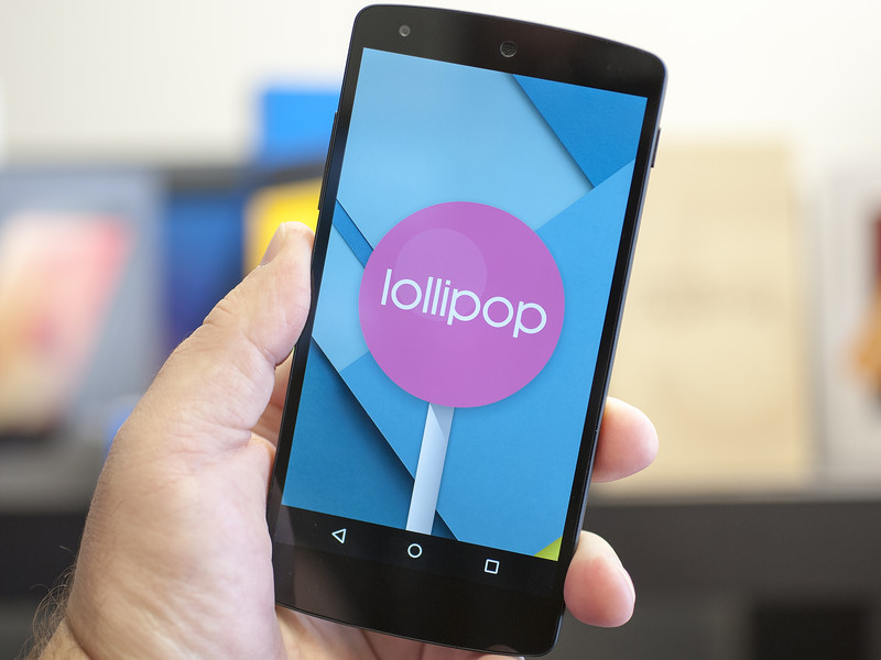 google corrige bugs android lollipop