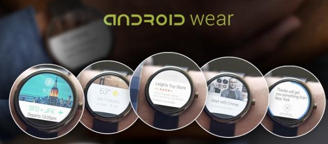 Android wear lollipop 5.0.1